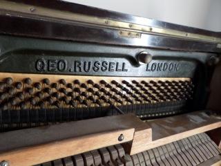 Geo. Russell, London