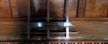 3) Two music desks! Model K